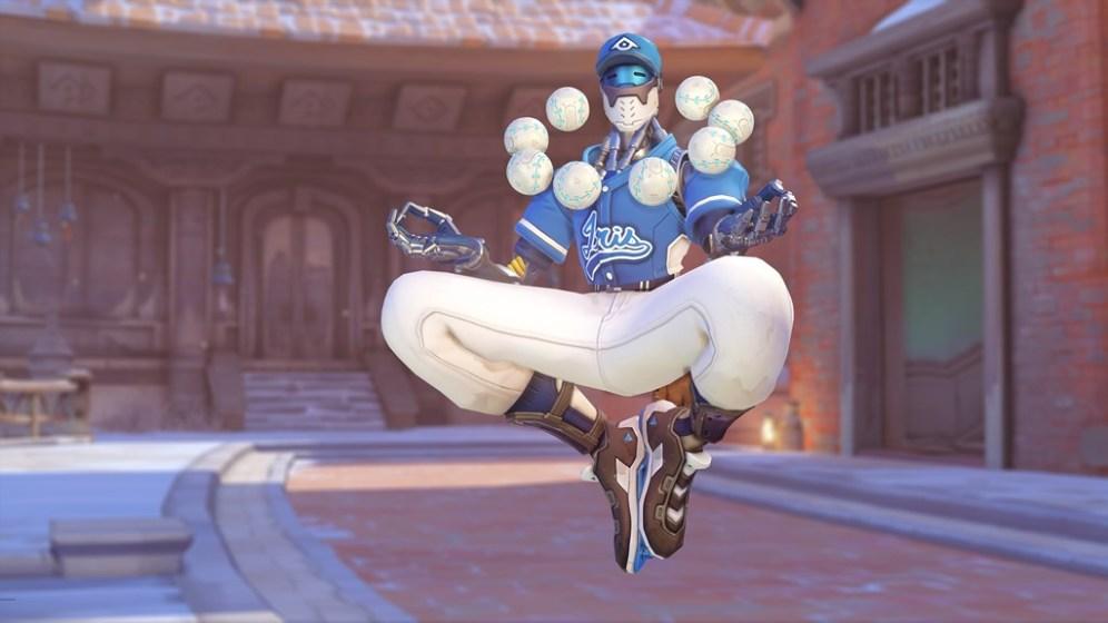 New Legendary Skin – Fastball Zenyatta