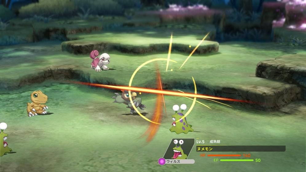 digimon survive battle 3