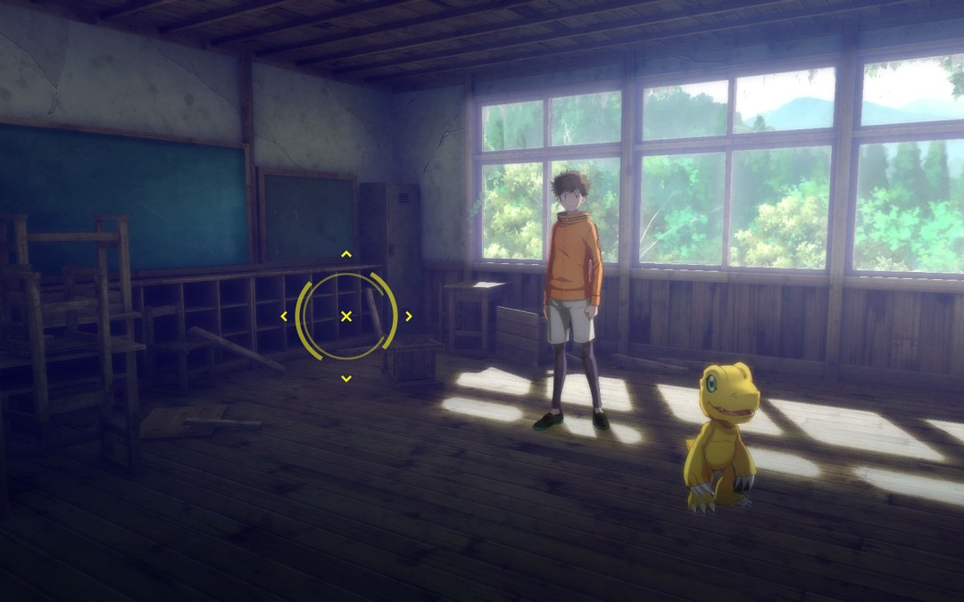 Digimon Survive Announced for Western Release