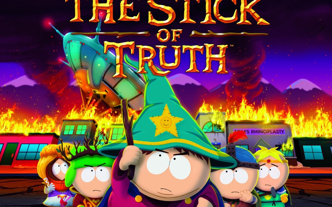 South Park: Stick Of Truth Is Coming To Nintendo Switch