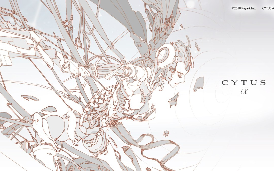 Cytus α scheduled for release on April 25th