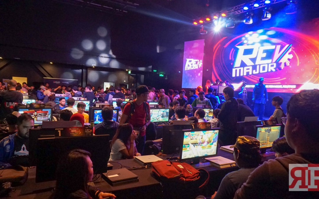 REV Major 2018 Post Event Report: They Did it Again