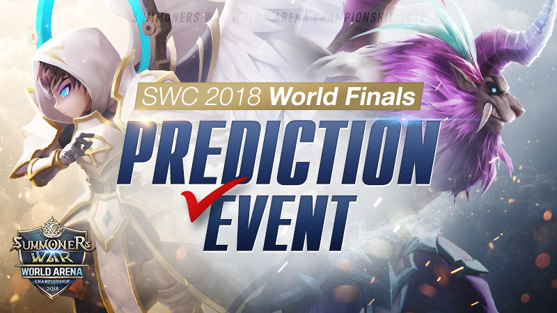 Summoners War holds SWC 2018 World Final Prediction Event