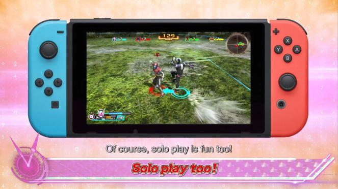 Play Mode_single player