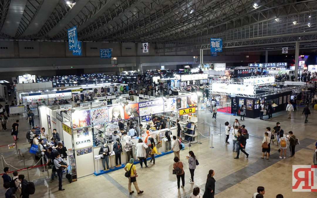 All the Awesome Gaming Merchandise at Tokyo Game Show 2018