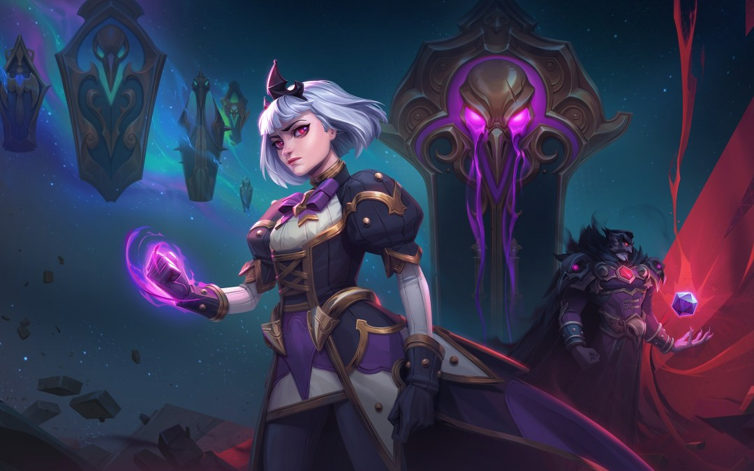 Heroes of the Storm's Orphea and Starcraft ll Zeratul are now available!