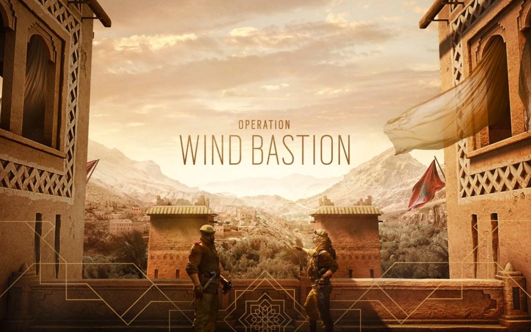 Tom Clancy's Rainbow Six Siege Reveals First Details of Season 4: Operation Wind Bastion