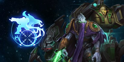 Starcraft II Zeratul is now live