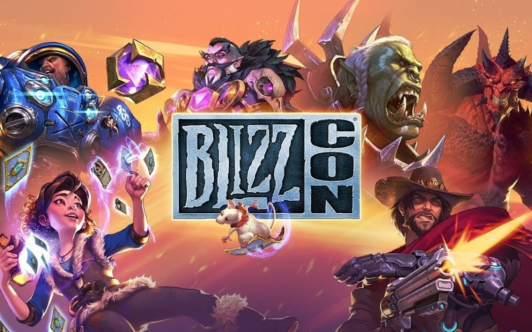 Check Out the Announcements Fresh from BlizzCon 2018