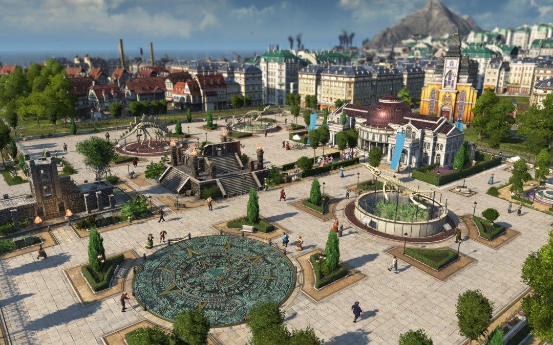 Ubisoft Celebrates The 20th Anniversary of The Anno Franchise