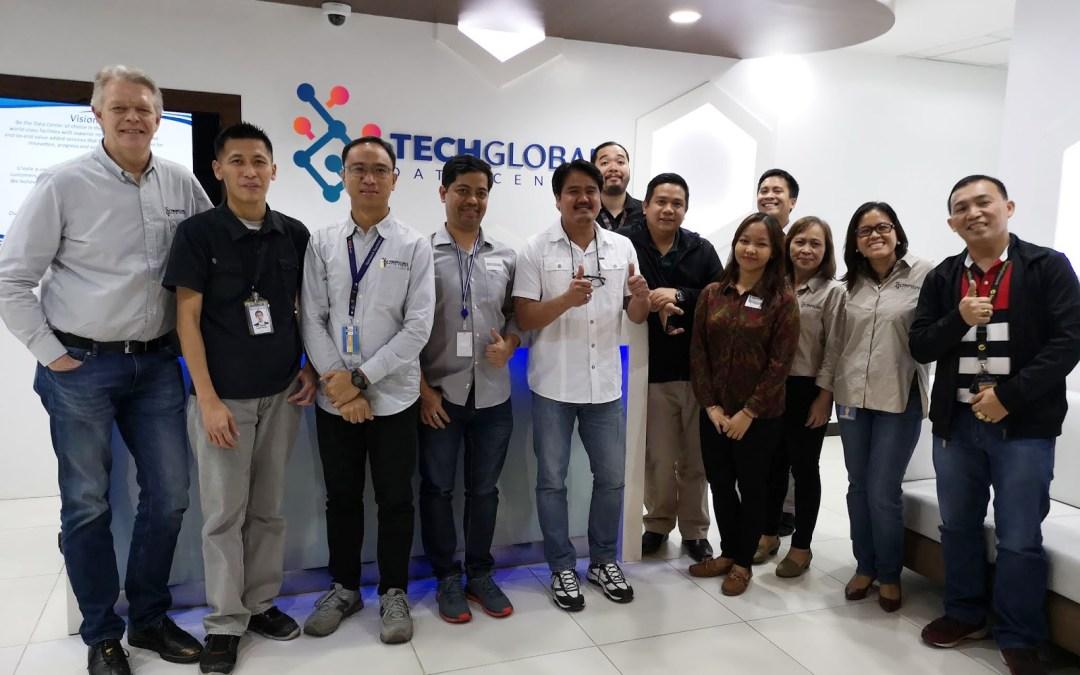 Globe, TechZone launch TechGlobal Data Center to serve PH IT gaming enterprises