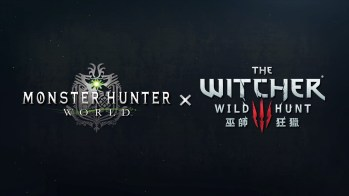 monster hunter world the witcher 3 geralt logo