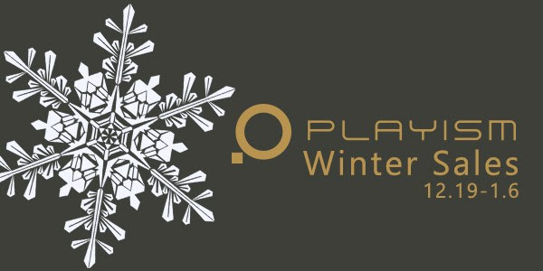 Playism Joins the Steam Winter Sale 2018