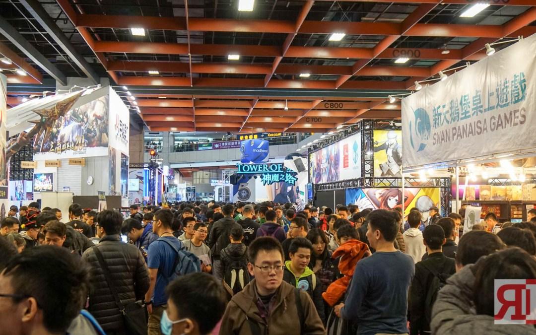 Taipei Game Show 2019 Lineup Released