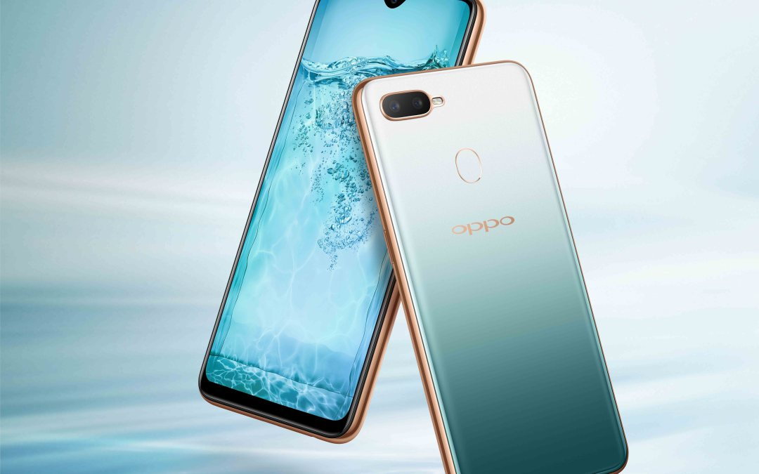 OPPO Reveals the F9's Newest Color: Jade Green