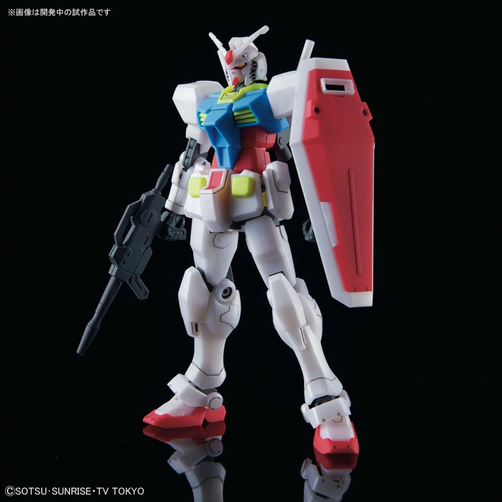 HG GBN-Base Gundam 1