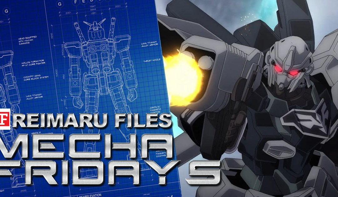 Mecha Fridays: Gunpla January 2019 Release