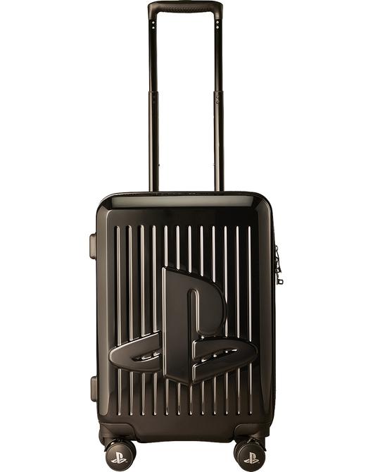 playstation logo luggage 1
