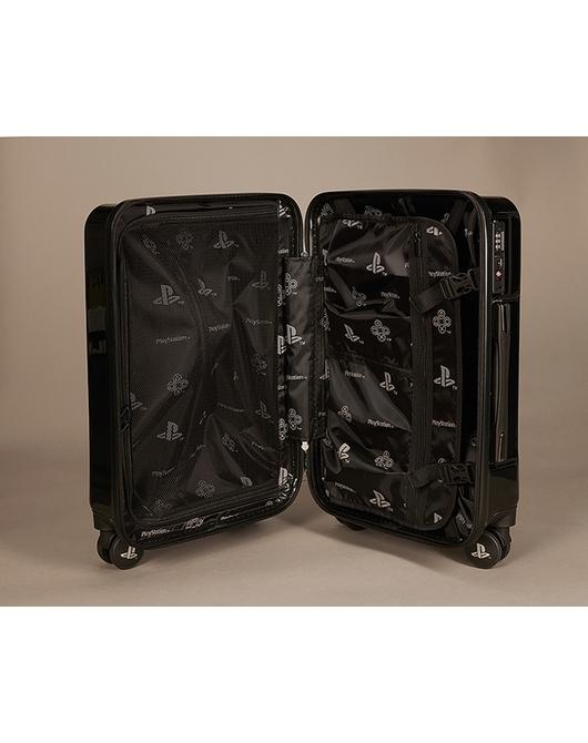 playstation logo luggage 2