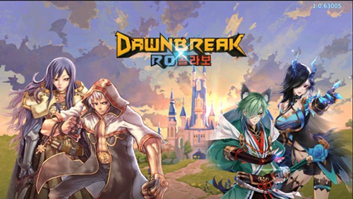 Gravity and Auer Media & Entertainment Reveals the Dawn Break X Ragnarok Online collaboration