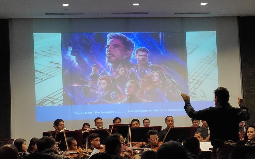 Manila Symphony Orchestra Razzles and Dazzles with their first ever Video Game Symphonic performance