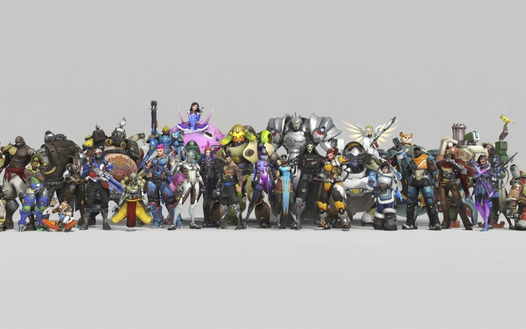 Overwatch 2019 Anniversary Now Live