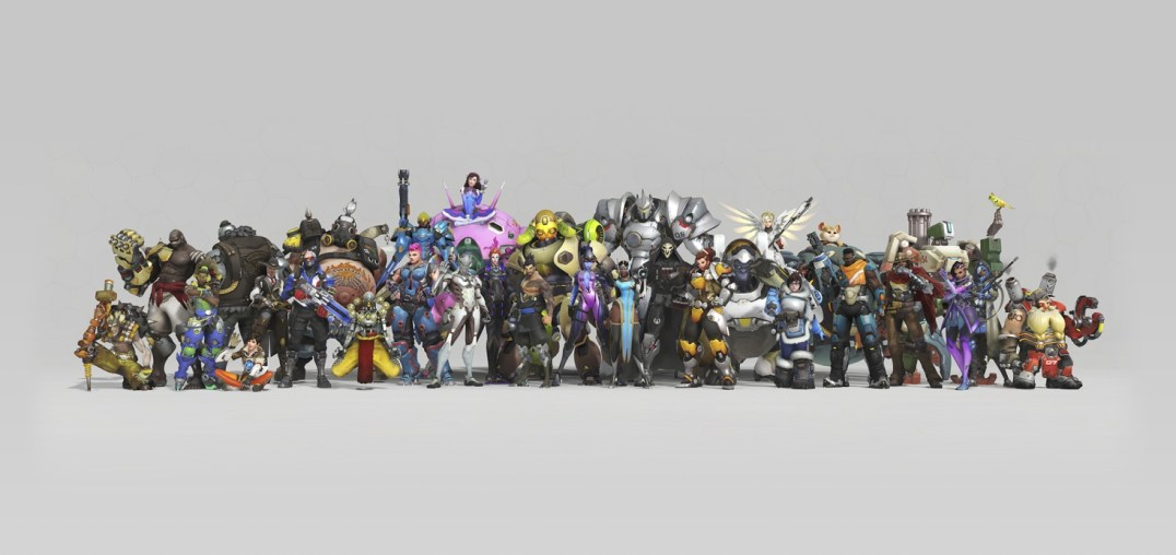 Let the celebration begin! Join the Overwatch team in enjoying our 3-Year Anniversary now live today!
