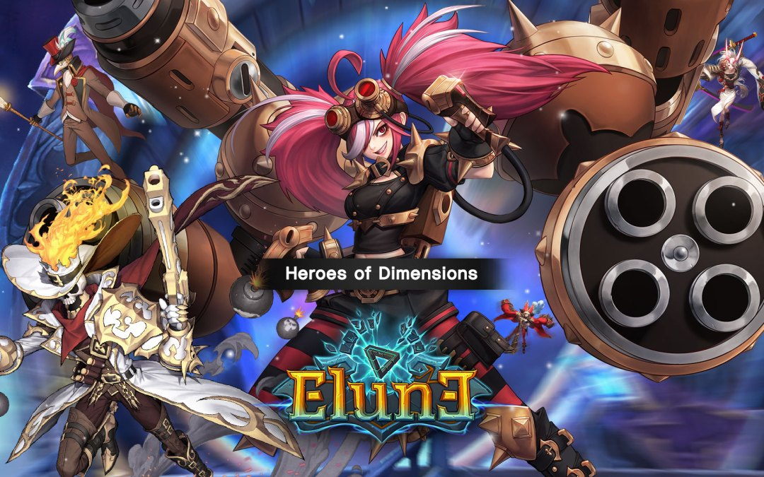 Gamevil to release 'Elune', a self-developed collectible strategy RPG globally