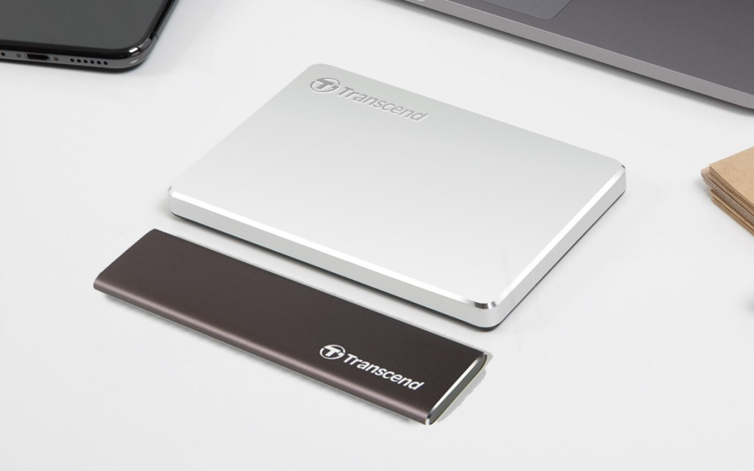 Choosing the Right External Storage for Your Needs with Transcend
