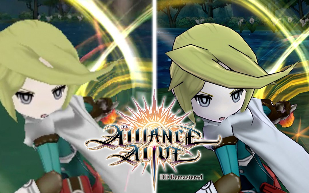The Alliance Alive HD Remastered Release Date Announced
