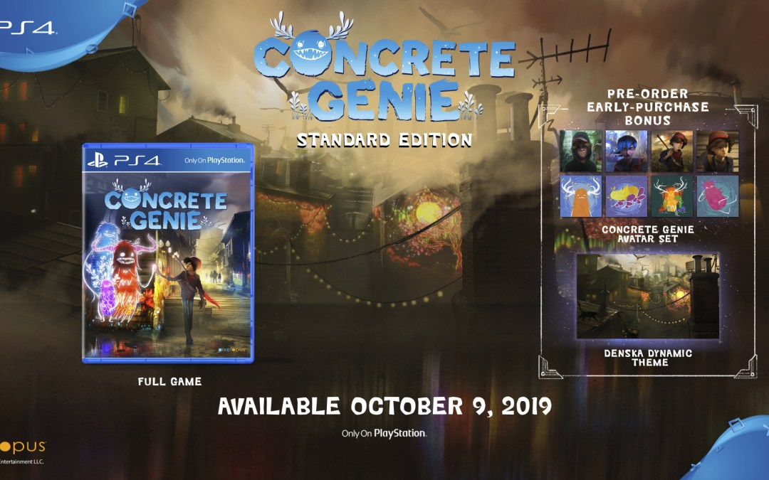 Concrete Genie releasing in the Philippines this October