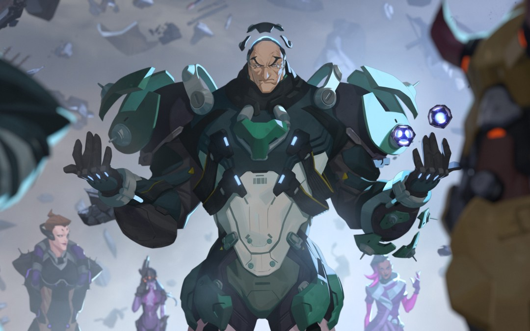 Overwatch Role Queue and Sigma are Now Available
