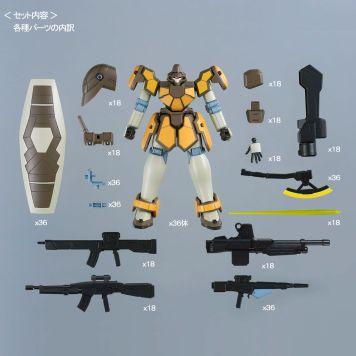 HG Maganac Corps Set 2