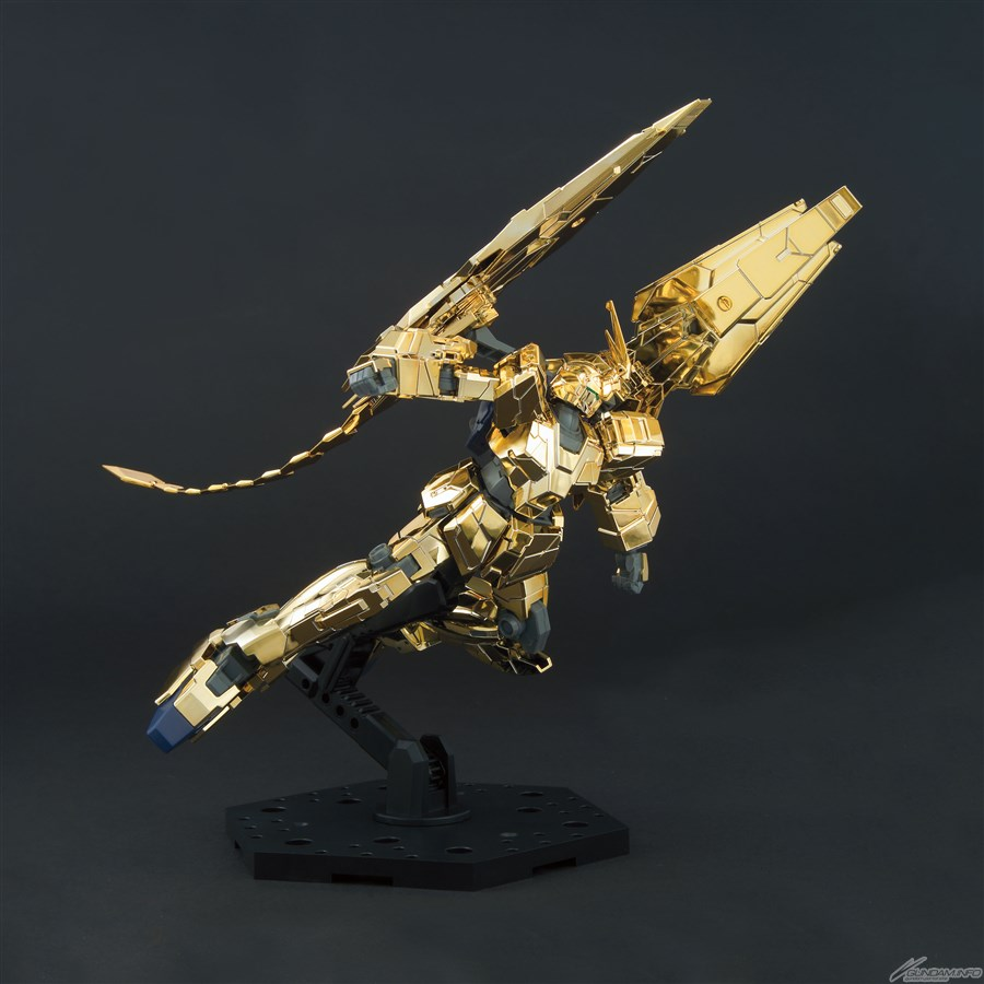 HGUC unicorn phenex gold 2