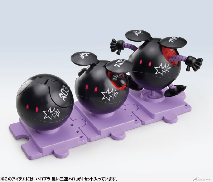 Haropla Haro Black Tristar Colors 3