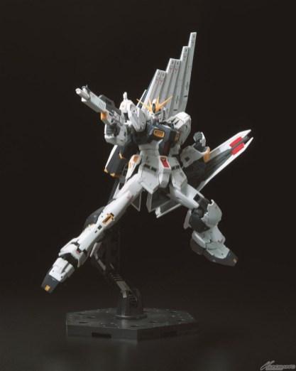 RG RX-93 nu Gundam 3