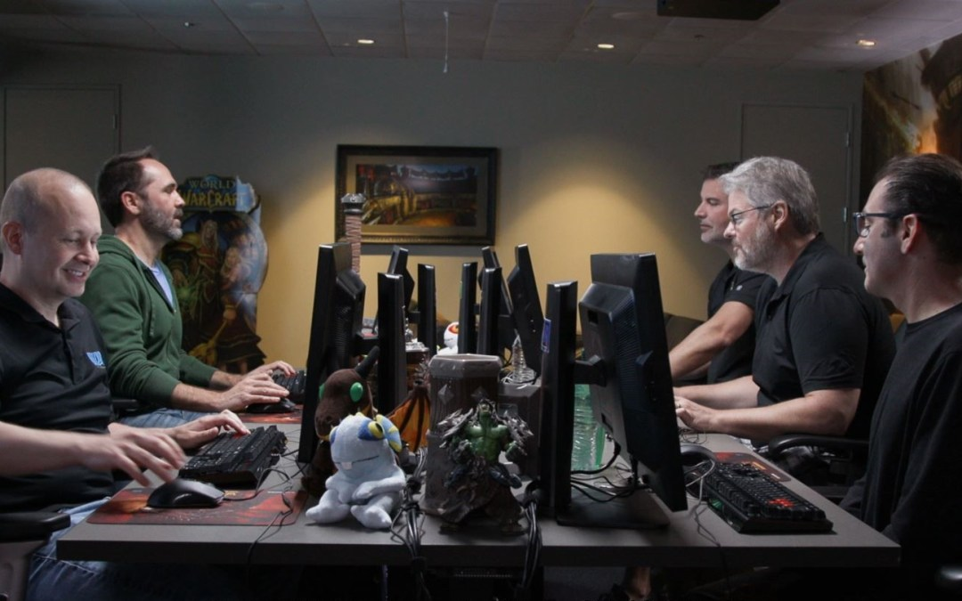 Stroll Down Memory Lane with Members of the Original WoW Team