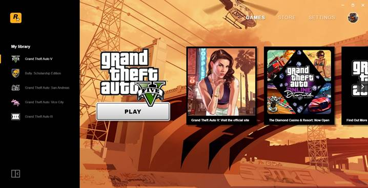 Rockstar Games Launcher is Now Available with Free Game