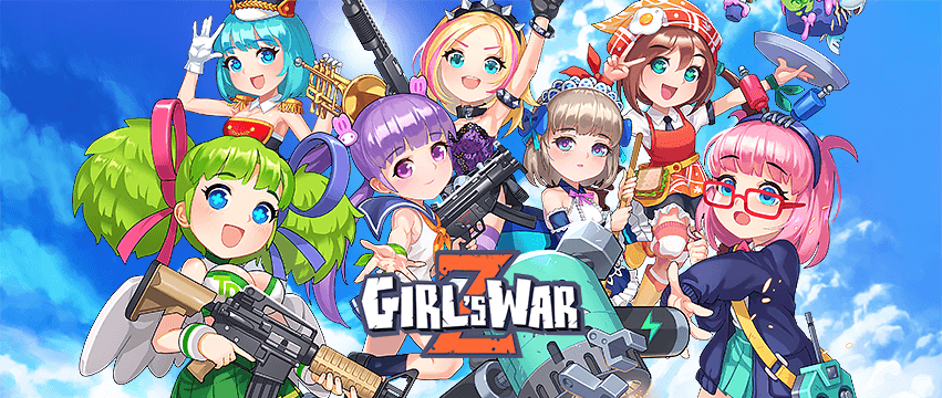 Com2uS Brings Girl's War Z to the Philippines