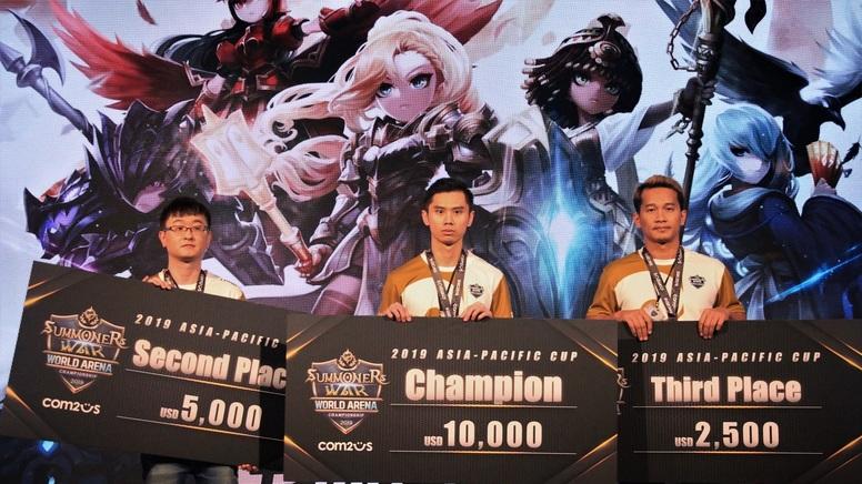 Summoners War Esports: Thailand, Taiwan and Australia to enter World Finals