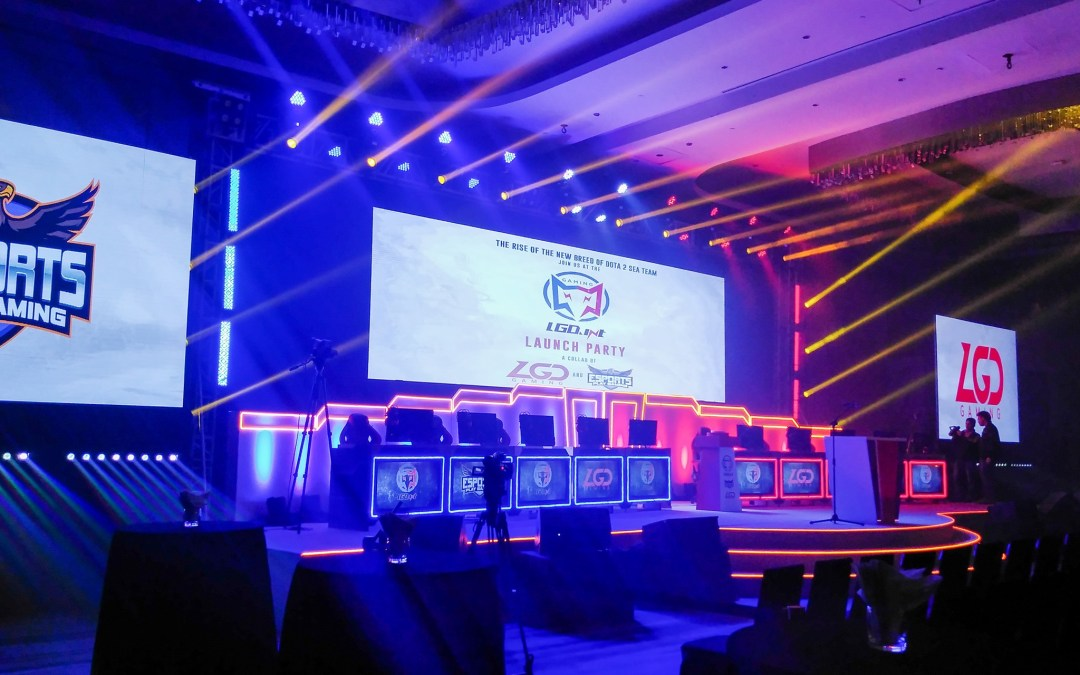 LGD Gaming announces local collaboration with Philippine company for Esports