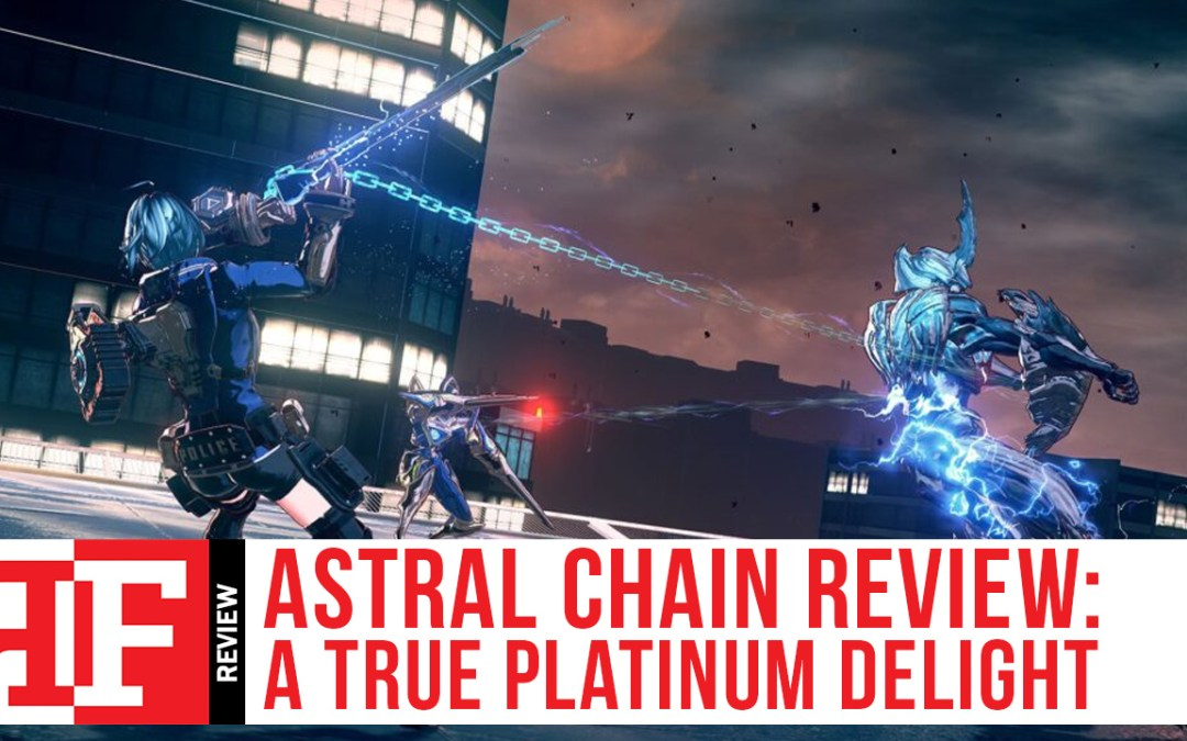 Astral Chain Review: A True Platinum Delight