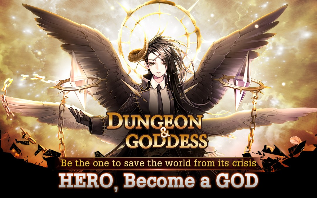 Hero-Collecting RPG DUNGEON & GODDESS is Out on Android