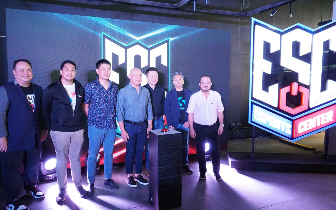 Globe's Esports Center is now in Eastwood