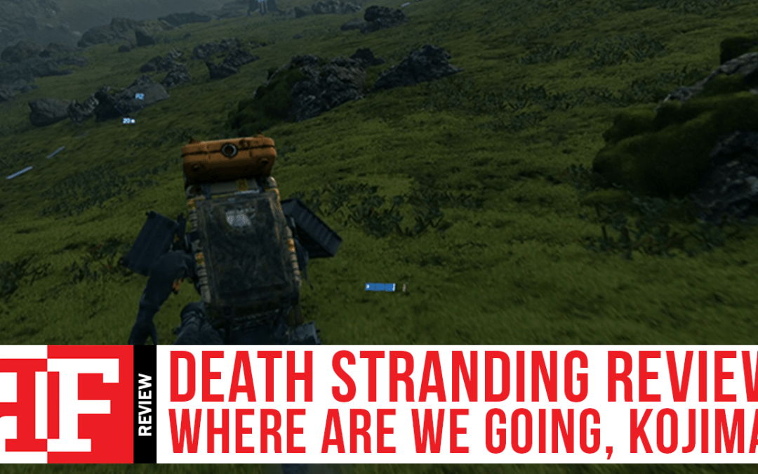 Death Stranding Review: Where Are We Going, Kojima?