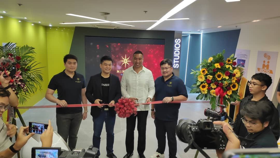 Mineski Unveils Their New Corporate Office in San Juan City