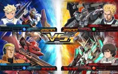Mobile Suit Gundam Extreme Vs Maxiboost ON launches in Southeast Asia