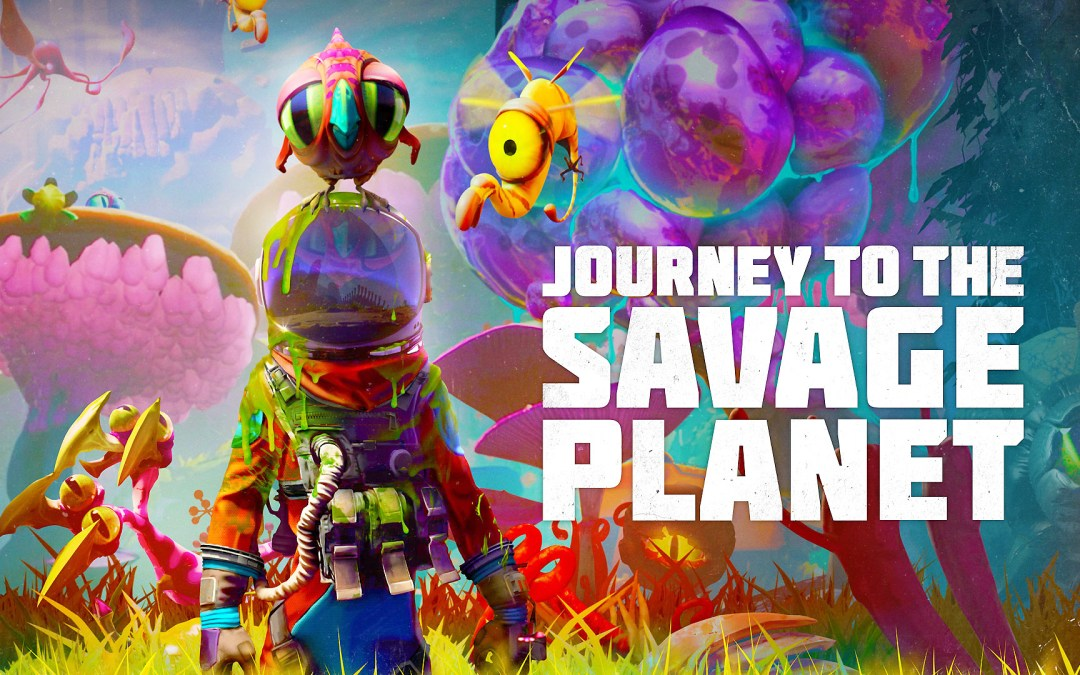 Journey To The Savage Planet Launches On PC, Xbox One, PlayStation 4