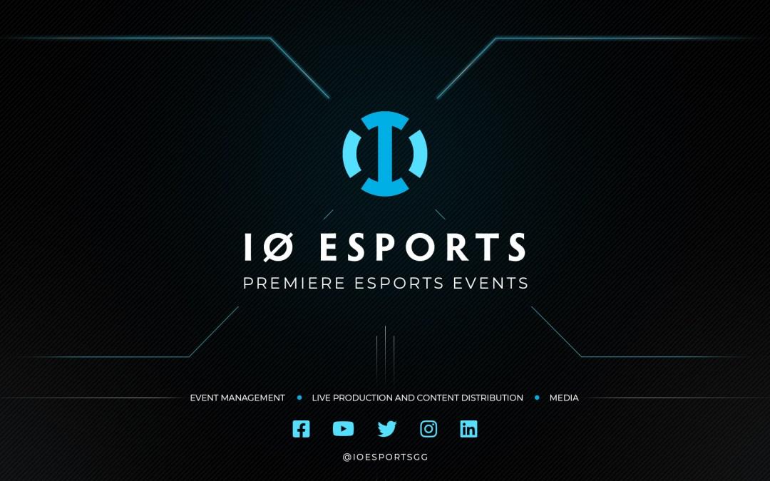 MET Malaysia Announces Rebrand to IO Esports