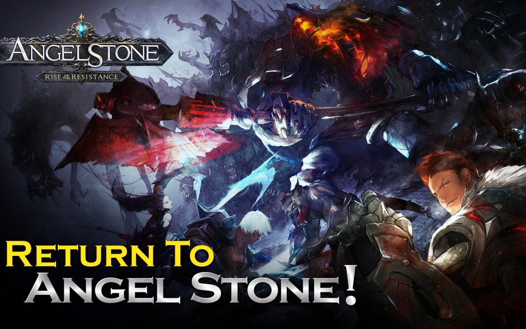 Calling all Resistance: Return to Fincon's Angel Stone!